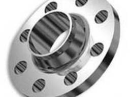 Фланцы ответные приварные стальные воротниковые Ру63