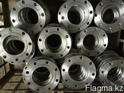 Фланцы ответные приварные стальные, Фланцы-заглушки стальные
