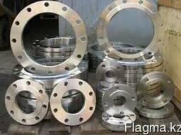 Фланцы стальные приварные ответные Ру10 - Ду150,200
