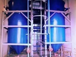 Флотаторы для очистки воды от масел, жира, нефтепродуктов