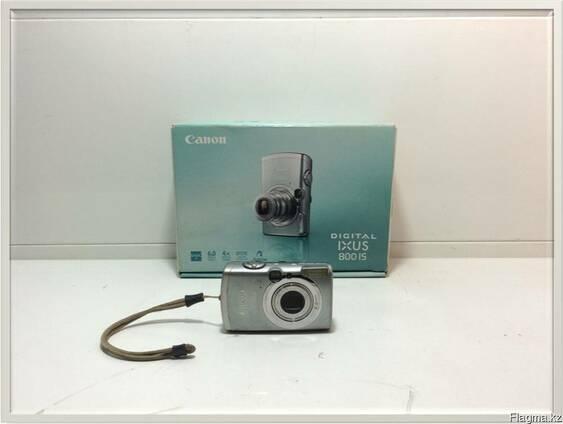 Фотоаппарат Canon Digital Ixus 800IS