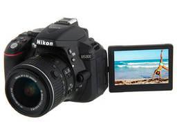 Фотоаппарат зеркальный Nikon D5300 Kit 18-55VR AF-P