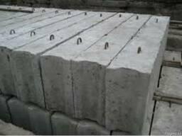 Фундаментные блоки. ФБС 4, 5, 6.
