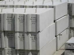 Фундаментные блоки (ФБС) всех типов и размеров