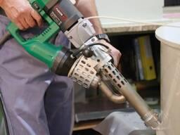 Fusion 3C, ручной экструдер (для прутка 3-4 мм)