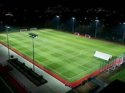 Футбольное поле ( мини футбол) под ключ.