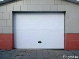 Гаражные секционные ворота DoorHan 2200 x 2500