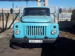 ГАЗ-52 самосвал