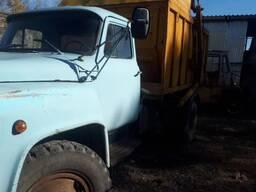 ГАЗ-53 мусоровоз
