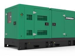 Газопоршневая установка (гпу) PowerLink Ge50, в кожухе