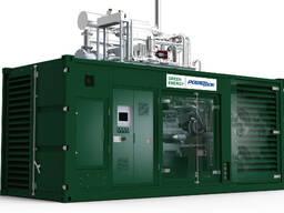 Газопоршневая установка (ГПУ) PowerLink GE1000-NG, в контейн