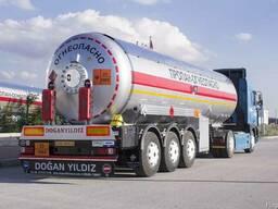 Газовоз 36 м3 (Dogan Y.)