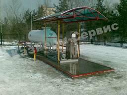 Газовые заправочные станции