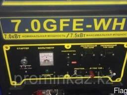 Генератор бензиновый Mateus 7, 0 GFE-WH, 7. 5кВт