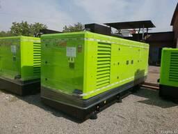 Генератор дизельный в кожухе GNT300 c АВР 240 кВт
