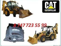 Генератор на Cat 422