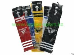 Гетры Adidas, белые/красные/жёлтые/синие/чёрные