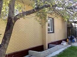 Гибкий Кирпич на фасад.