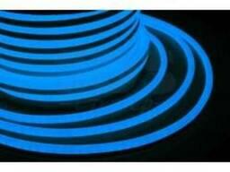 Гибкий Неон Led - синий, бухта 50м