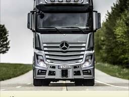 Гидравлическая система на Mercedes Actros