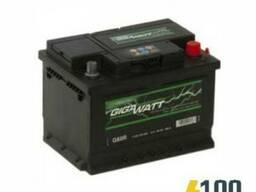 Gigawatt G60R 60AH 540A - фото 1