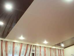Глянцевый Натяжной потолок от 990 тенге м2 | Soffitto - фото 2