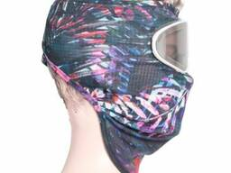 Goggle Mask, Facial Protector by fabric - фото 2