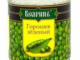 Горошек зеленый ж/б
