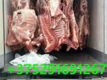 Говядина охлажденная в полутушах оптом Казахстан Узбекистан - фото 3