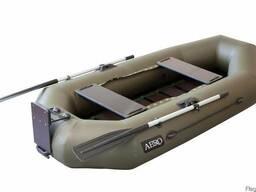 Гребная лодка АЭРО G 260 TS