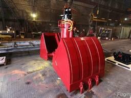 Грейфер копающий 0. 6 м3 для экскаваторов 18-19 тонн