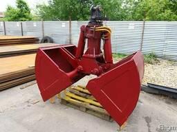 Грейфер копающий 0, 75 м3 для экскаватора массой 18-23 тонны