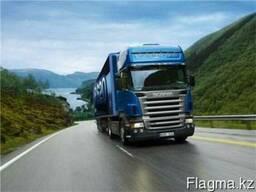 Грузоперевозки по Казахстану и в Россию, консолидация грузов
