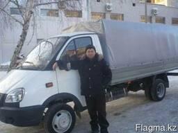 Грузовые перевозки по Павлодару