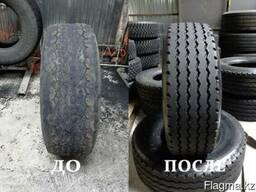 Грузовые шины 385/65 r22,5 (восстановленные)