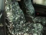 Грязезащитные авточехлы для любителей OFF ROAD, охоты и рыба