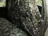 Грязезащитные авточехлы для любителей OFF ROAD, охоты и рыба - фото 3