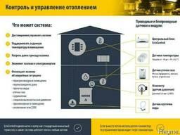 GSM-cистема контроля температуры