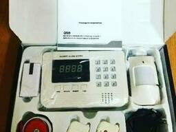 GSM сигнализация для домов,квартир,сейфов, домов,гаражей.