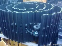 Гусеница для экскаватора Hyunda R430, R450, R480, R500, R520