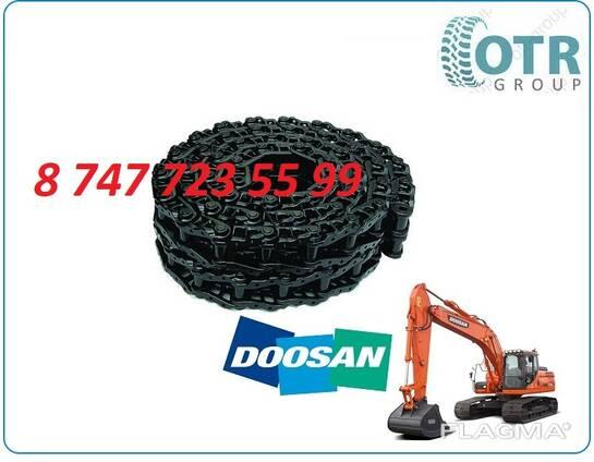 Гусеничная цепь на Doosan DX225 LC 2272-6185