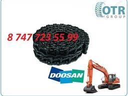 Гусеничная цепь на Doosan DX225 LC 2272-6185 - фото 1