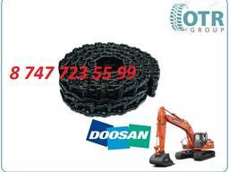 Гусеничная цепь на Doosan DX225 LC 2272-6185 - фото 3