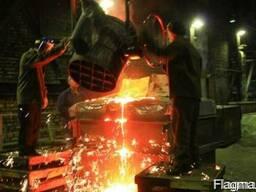 Hatch cast iron heavy T (C250) four lug