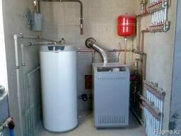 Хим. реагенты для промывки теплообменников и систем отоплени