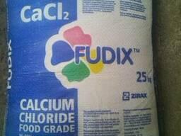 Хлористый кальций пищевой