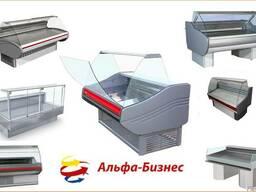 Холодильные витрины производства Россия (гарантия, качество)