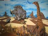Художественная роспись стен - фото 5