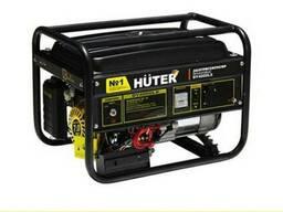Huter DY4000LX - электростартер