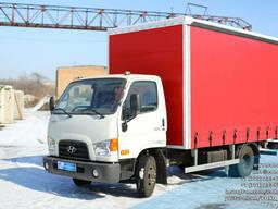 """Hyundai HD65 Евротент от ТОО """"COND"""""""